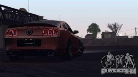 ENB by OvertakingMe (UIF) for Powerfull PC для GTA San Andreas четвёртый скриншот
