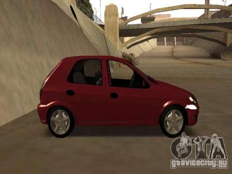 Suzuki Fun 2009 для GTA San Andreas