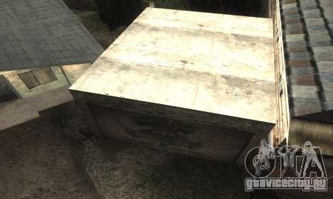 Welcome Back для GTA San Andreas третий скриншот