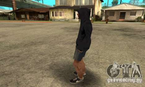 Cool Bitch Five для GTA San Andreas пятый скриншот