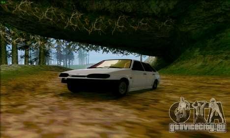 ВАЗ 2114 Аля Дубай для GTA San Andreas
