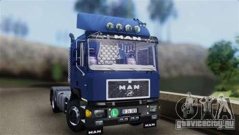 MAN F90 для GTA San Andreas