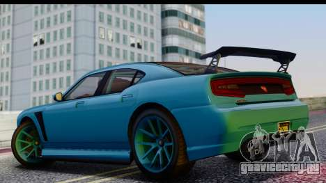 GTA 5 Bravado Buffalo S Sprunk для GTA San Andreas вид справа