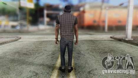 Biker Skin from GTA 5 для GTA San Andreas второй скриншот