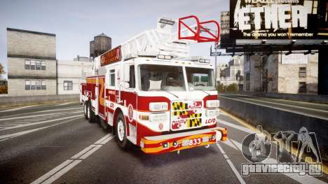 Pierce Arrow XT Ladder 2013 [ELS] для GTA 4