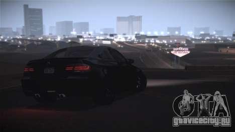 ENB by OvertakingMe (UIF) for Powerfull PC для GTA San Andreas третий скриншот