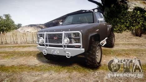 Vapid Bobcat Hillbilly для GTA 4