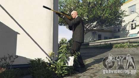 Наёмный убийца для GTA 5 третий скриншот