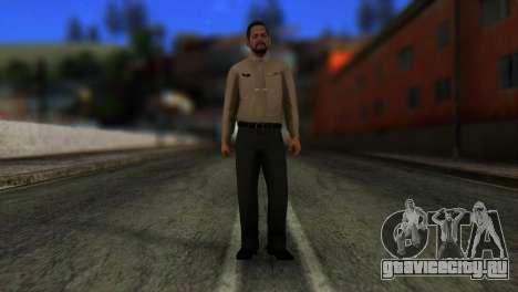 GTA 5 Skin 5 для GTA San Andreas