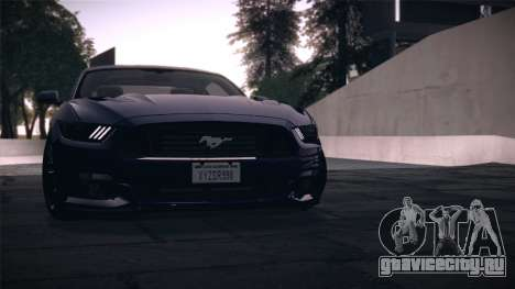 ENB by OvertakingMe (UIF) for Powerfull PC для GTA San Andreas девятый скриншот