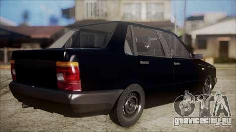 Fiat Duna Al Piso для GTA San Andreas вид слева