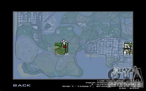 Ремонт дороги для GTA San Andreas седьмой скриншот