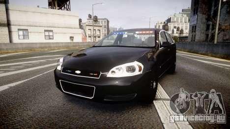 Chevrolet Impala Unmarked Police [ELS] ntw для GTA 4