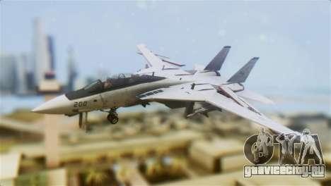 F-14A Tomcat VF-21 Freelancers для GTA San Andreas