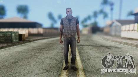 Biker Skin from GTA 5 для GTA San Andreas