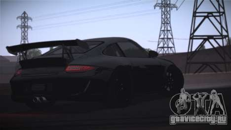 ENB by OvertakingMe (UIF) for Powerfull PC для GTA San Andreas седьмой скриншот