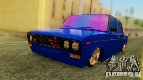 ВАЗ 2106 Хамелеон для GTA San Andreas