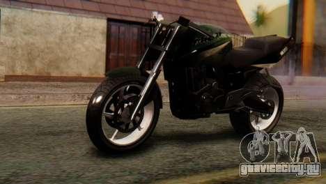 Bajaj Rouser 135 Stunt для GTA San Andreas