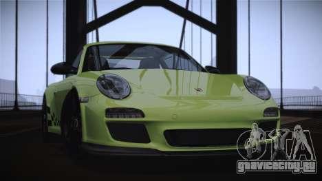 ENB by OvertakingMe (UIF) for Powerfull PC для GTA San Andreas