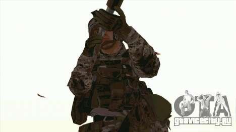 BF3 Montes для GTA San Andreas третий скриншот
