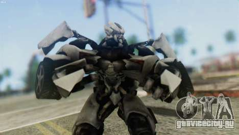 Sideswipe Skin from Transformers v2 для GTA San Andreas