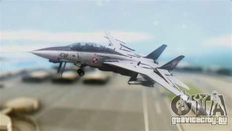 F-14D Super Tomcat Polish Navy для GTA San Andreas