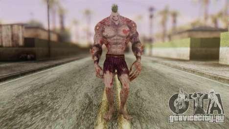 Titan Powered Joker from Batman Arkham Asylum для GTA San Andreas второй скриншот