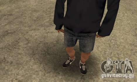 Cool Bitch Five для GTA San Andreas второй скриншот