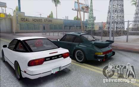 ENB Series Settings for Medium PC для GTA San Andreas пятый скриншот