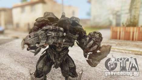 Shockwave Skin from Transformers v1 для GTA San Andreas