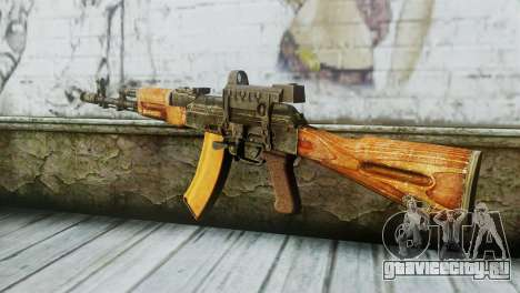 AK-74 Sight для GTA San Andreas второй скриншот