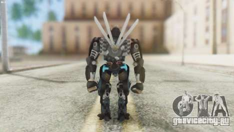 Drift Skin from Transformers для GTA San Andreas третий скриншот