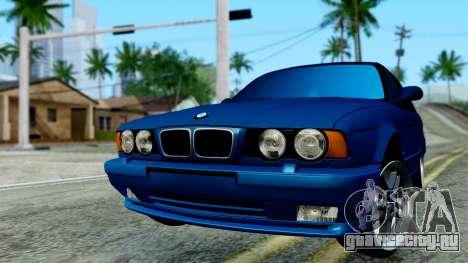 BMW M5 E34 Gradient для GTA San Andreas