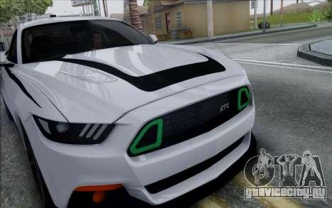 ENB Series Settings for Medium PC для GTA San Andreas четвёртый скриншот