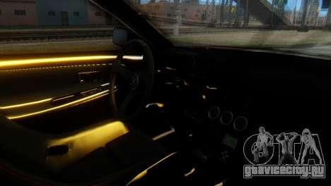 Nissan 180SX Uras Bodykit для GTA San Andreas вид справа
