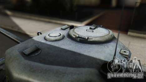 M4 Sherman Gawai Special для GTA San Andreas вид сзади