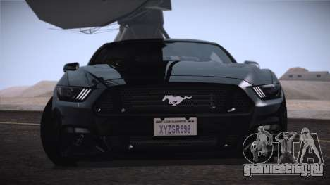 ENB by OvertakingMe (UIF) for Powerfull PC для GTA San Andreas второй скриншот