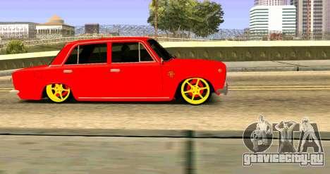 ВАЗ 2101 MU для GTA San Andreas вид справа