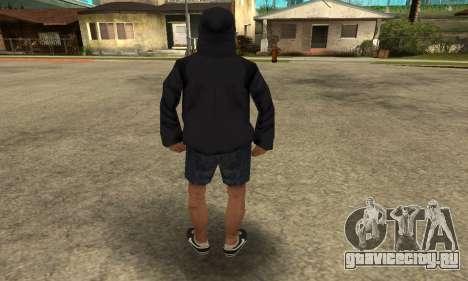 Cool Bitch Five для GTA San Andreas четвёртый скриншот