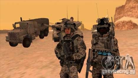 BF3 Montes для GTA San Andreas второй скриншот