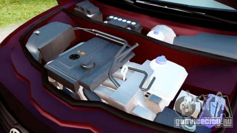 Volkswagen Passat B5 1.8 ADR для GTA San Andreas вид сзади