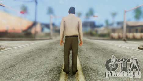GTA 5 Skin 4 для GTA San Andreas второй скриншот