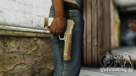 Desert Eagle Skin from GTA 5 для GTA San Andreas третий скриншот