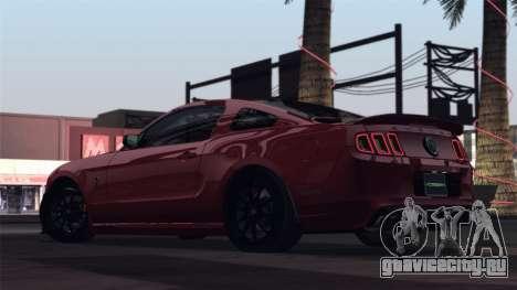 ENB by OvertakingMe (UIF) for Powerfull PC для GTA San Andreas восьмой скриншот