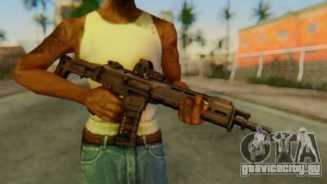 Magpul Masada v1 для GTA San Andreas третий скриншот