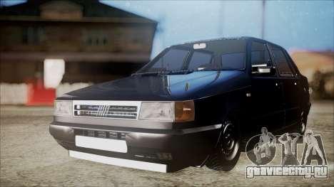 Fiat Duna Al Piso для GTA San Andreas вид сзади слева