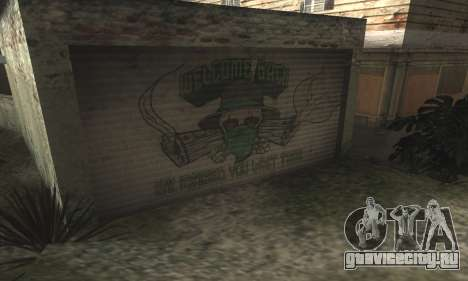 Welcome Back для GTA San Andreas