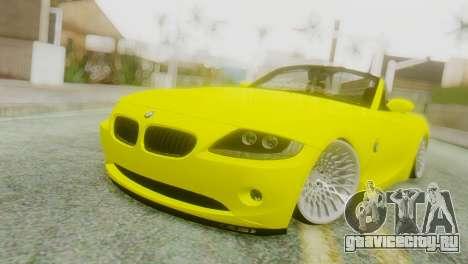 BMW Z4 Ens Yapım для GTA San Andreas