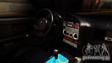 BMW 320i для GTA San Andreas вид справа