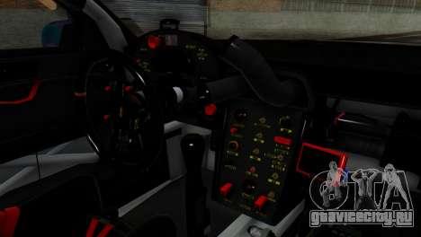Porsche 911 GT3-RSR для GTA San Andreas вид справа